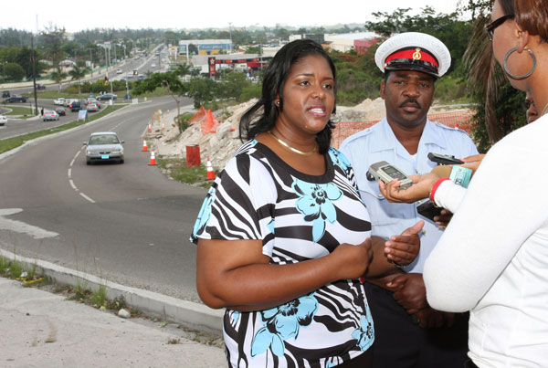 Baillou Hills Public Road, Infrastructure and Sports Complex Bahamas, access covers